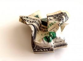 Значительное снижение спроса на Доллары США
